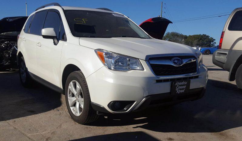 Subaru Forester из США в Украине