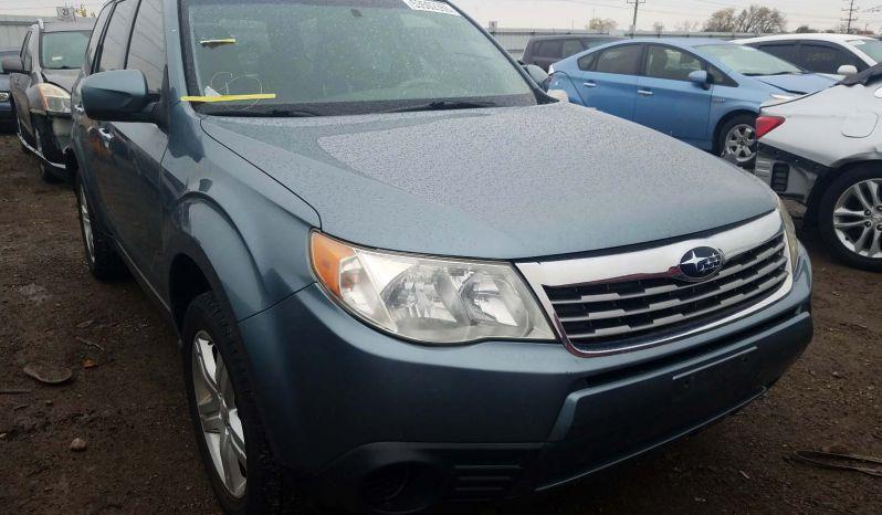 Subaru Forester купить в США