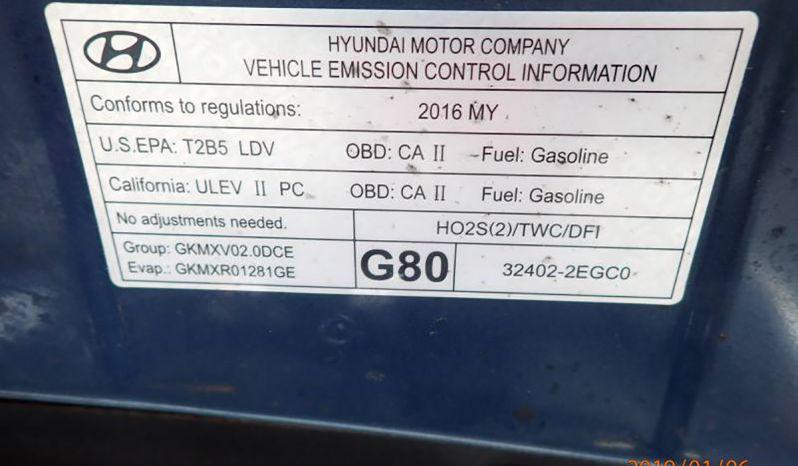 HYUNDAI ELANTRA GT 2016 full