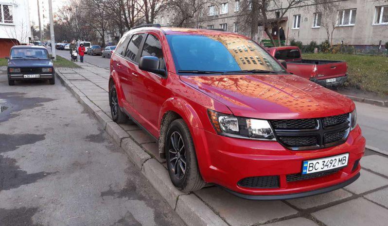 Dodge Journey SE 2018 купить Украина