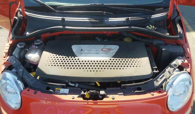 FIAT 500 ELECTRIC 2013 full
