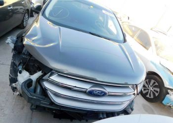 FORD EDGE SEL 2018 full