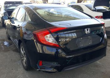 HONDA CIVIC LX 2018 full