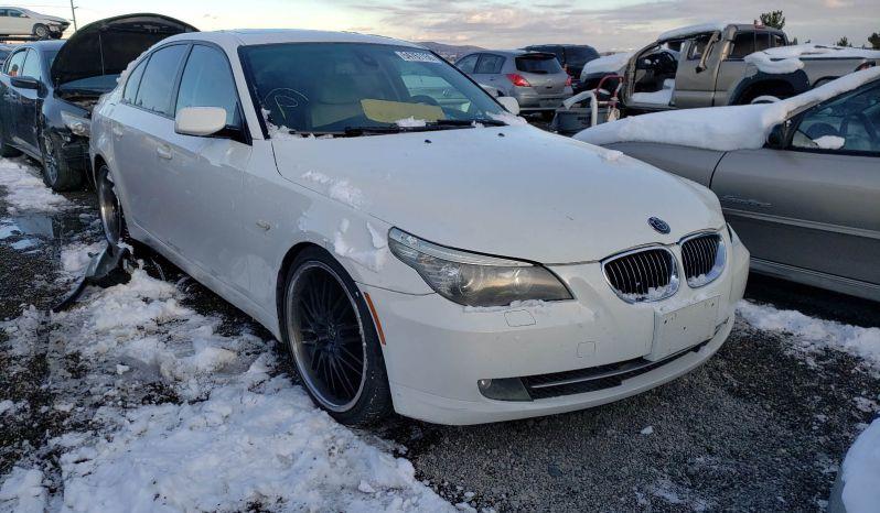 BMW 535 из США в Украине