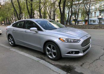 Ford Fusion купить в Украине
