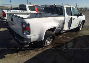CHEVROLET COLORADO 2019 full