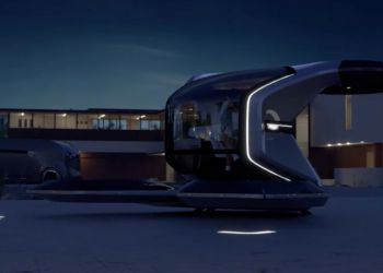 Летающий автомобиль Cadillac - Обзор новинки