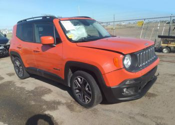 JEEP RENEGADE LATITUDE купить в США