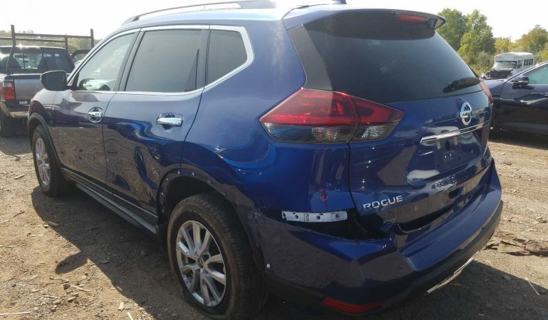 NISSAN ROGUE S 2018 full