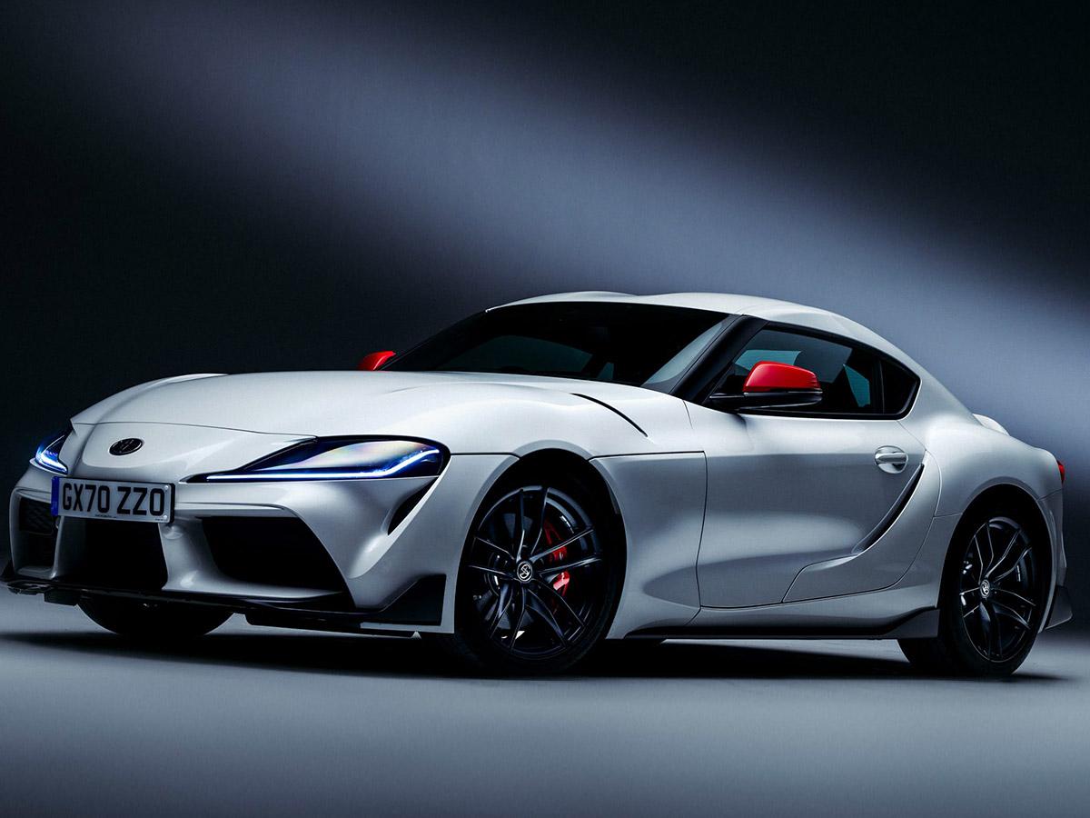 Toyota GR Supra 2021 обзор характеристики