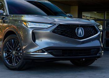 2022 Acura MDX обзор новинки
