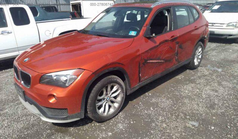 BMW X1 xDrive 28i 2014 full