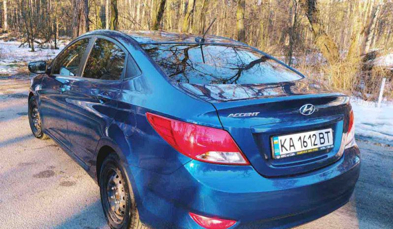 HYUNDAI ACCENT GLS 2015 full