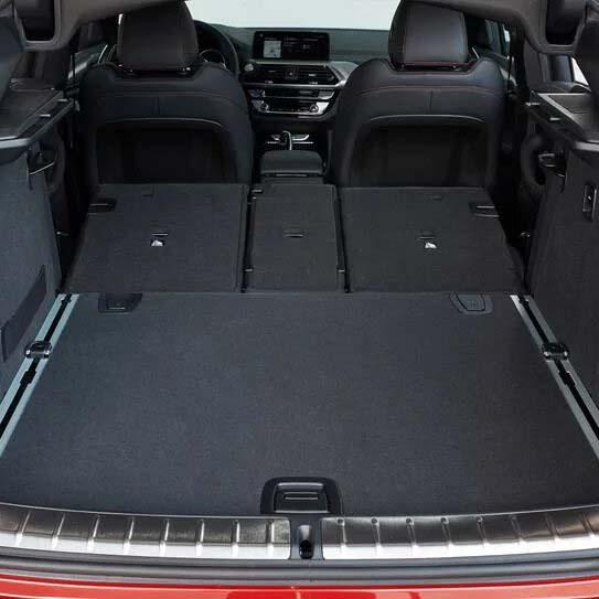 BMW X4 2021 багажник