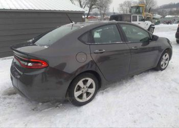 DODGE DART SXT 2016 full