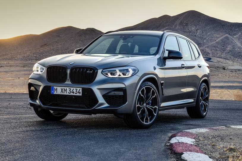 2021 BMW X3 M обзор