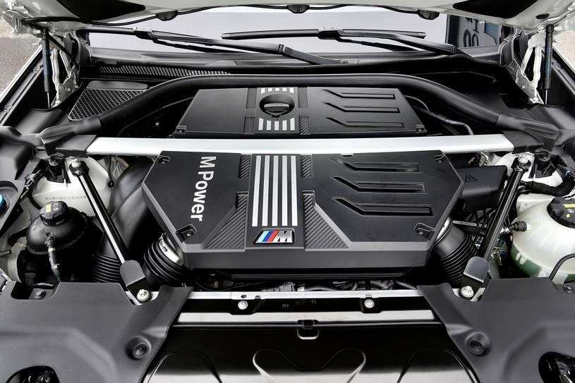 BMW X3 М 2021 двигатель