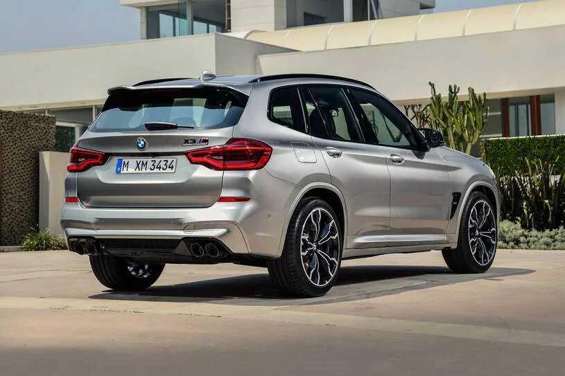 BMW X3 М 2021 обзор