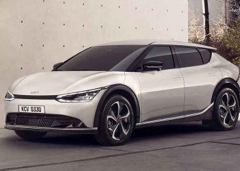 электрокар Kia EV6 2021 обзор