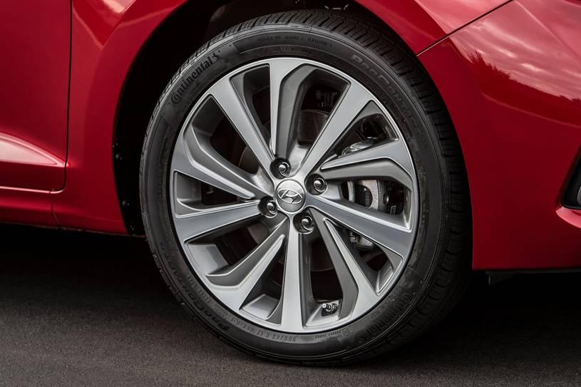 Hyundai Accent 2021 диски