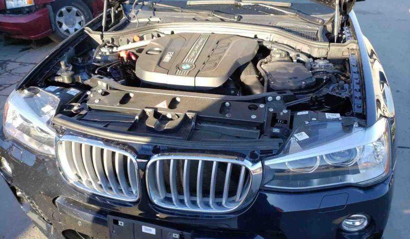 BMW X3 XDRIVE 28D 2015 full