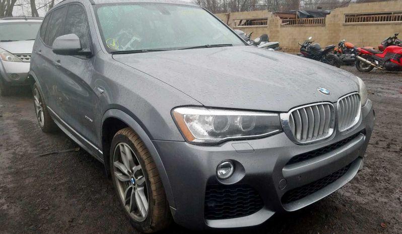 BMW X3 XDRIVE35I 2015 купить в США