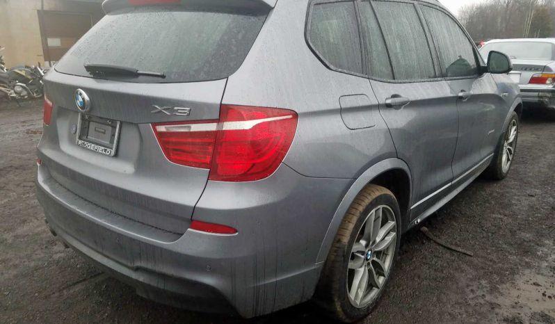 BMW X3 2015 full