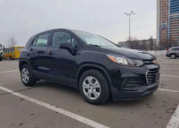 Chevrolet Trax купить Киев