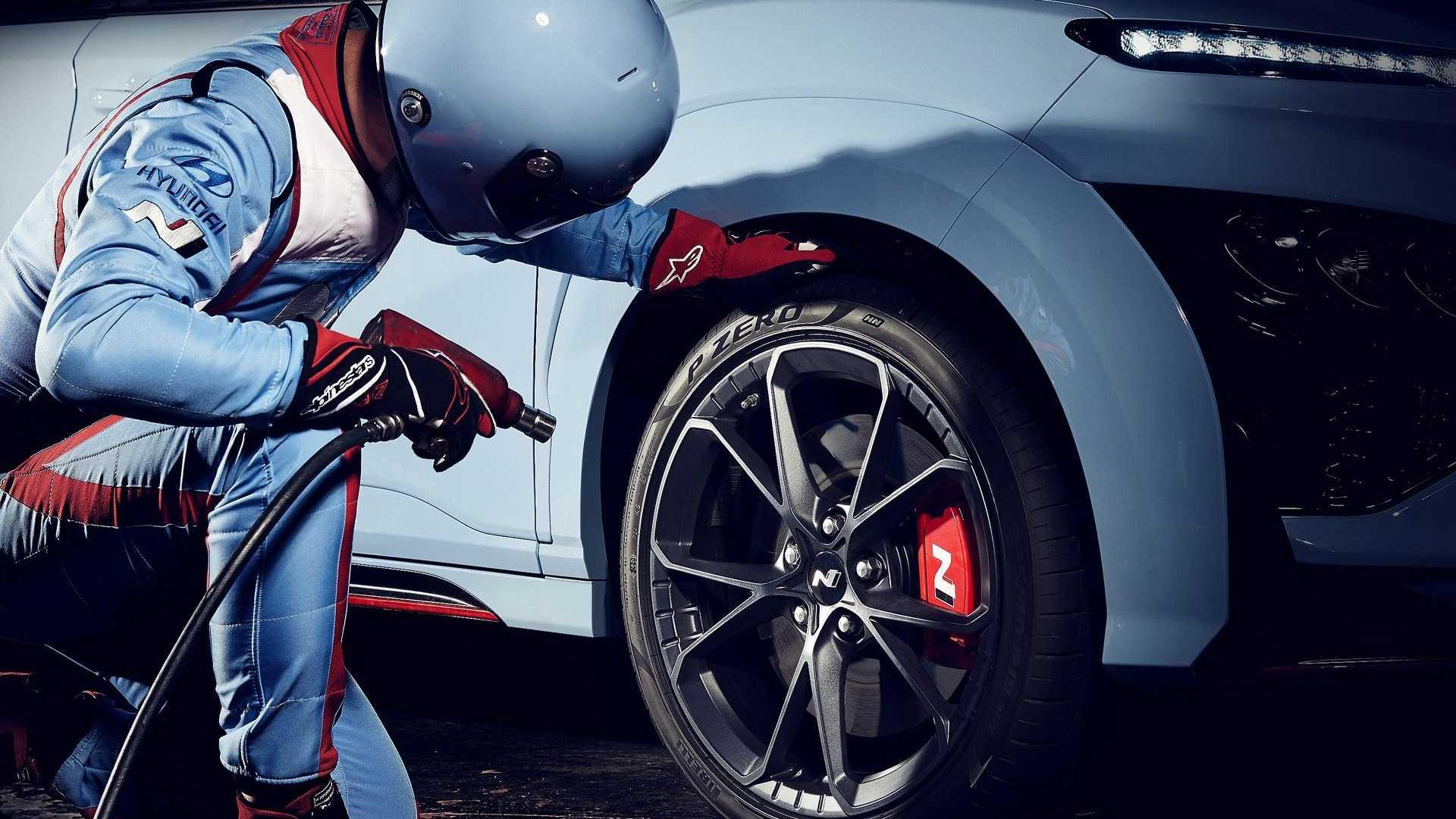 Hyundai Kona N 2022 года обзор
