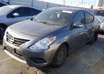 NISSAN VERSA NOTE S 2016 full