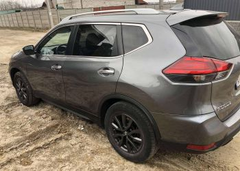 NISSAN ROGUE S 2017 full