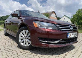 Volkswagen Passat 2013 купить